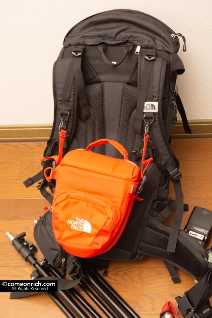 ザ・ノース・フェイス ショルダーバッグ Explorer Camera Bag NM91306