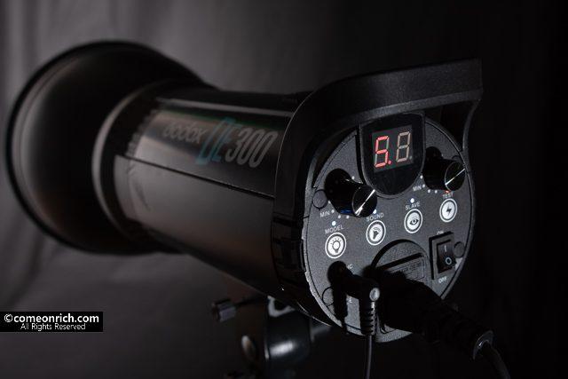 ゴドックス Godox DE300 XTR16