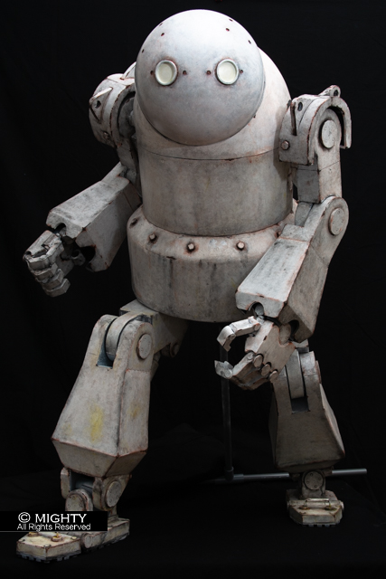 NieR:Automata(ニーアオートマタ)機械生命体 中型 造形