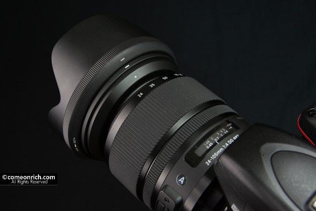 シグマ SIGMA 24-105mm  Art F4 DG OS HSM
