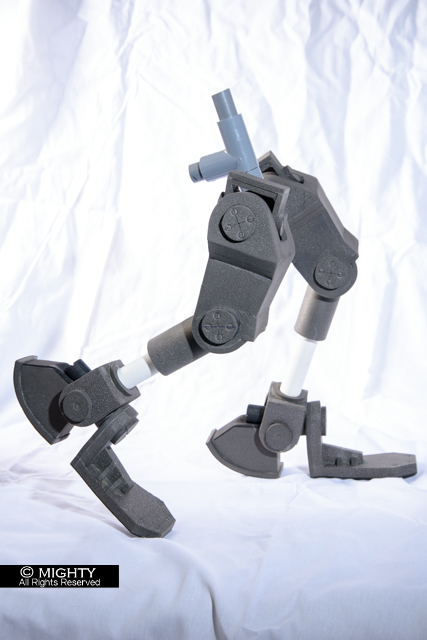 NieR:Automata(ニーアオートマタ)機械生命体 小型の造形
