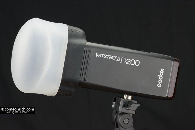 ゴドックス Godox AD200とMAGMOD