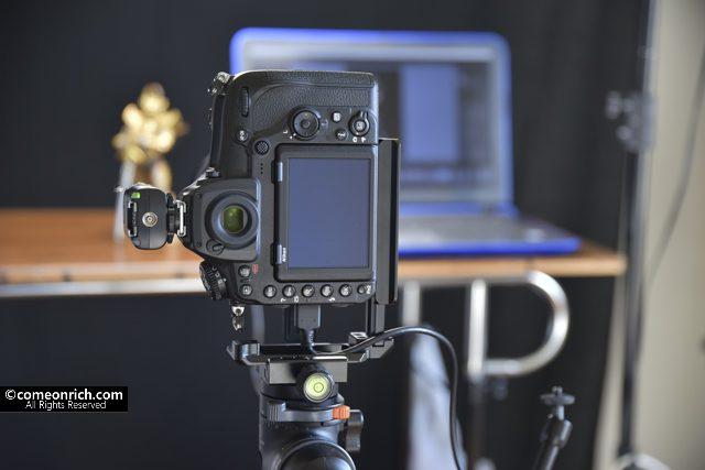 SMALLRIG Nikon D850専用L-ブラケット