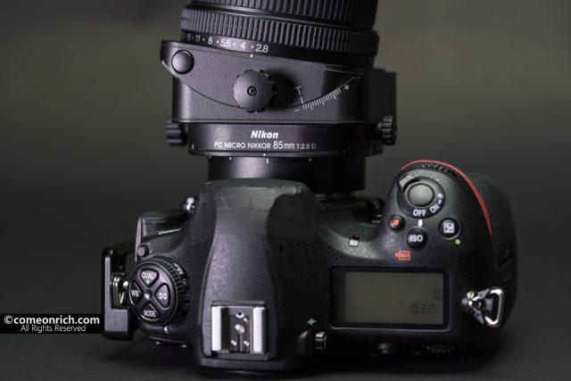NIKON PC Micro 85mm f/2.8D 購入