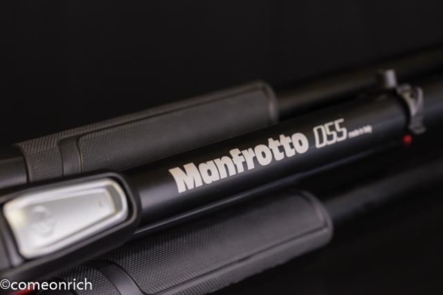 マンフロット055とバンガードAltaPro263ATの比較