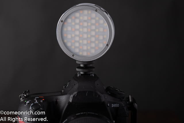 Godox R1 RGB ビデオライト開封編 評価 レビュー ゴドックス LED