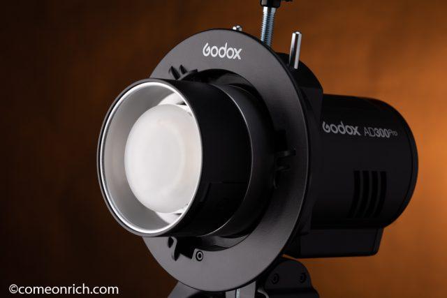 Godox S2ブラケット S型と比較