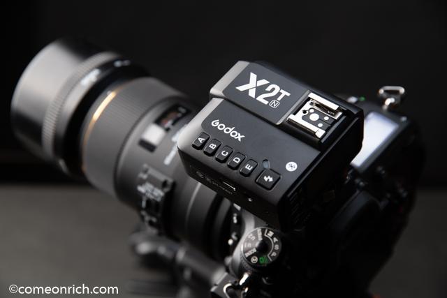 ゴドックス Godox  トリガー比較 X1T-N X2T-N Xpro-N 評価レビュー