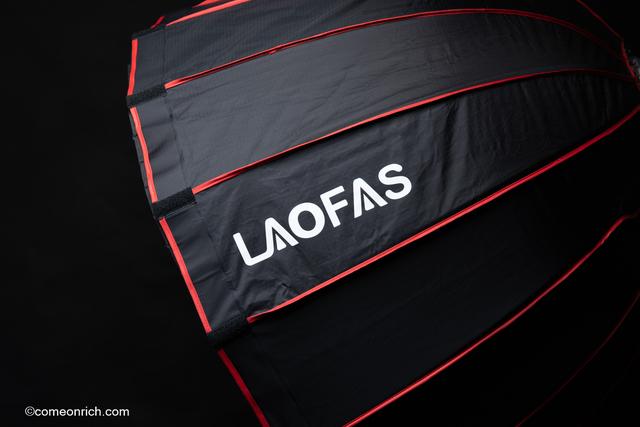 LAOFASパラボラソフトボックス90cm 評価レビュー
